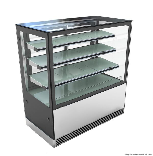 Bonvue Modern Chilled Food Display CS-1200RE3 -