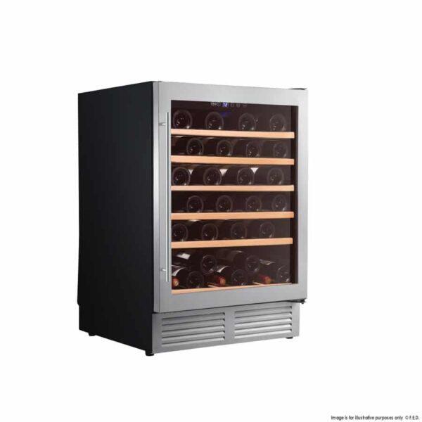WC-51A Single Zone Medium Premium Wine Cooler -
