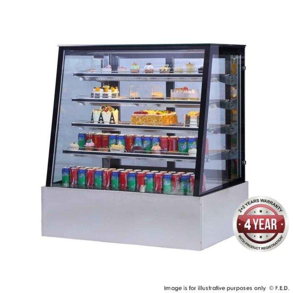 SLP830C Bonvue Deluxe Chilled Display Cabinet -
