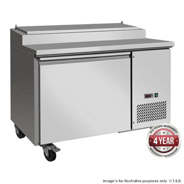 TPB1200 Pizza Prep Bench -
